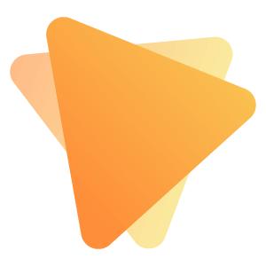 Pomarańczowa ikona