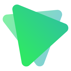 Zielona ikona